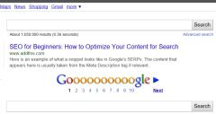 对初学者的SEO:如何优化你的搜索内容